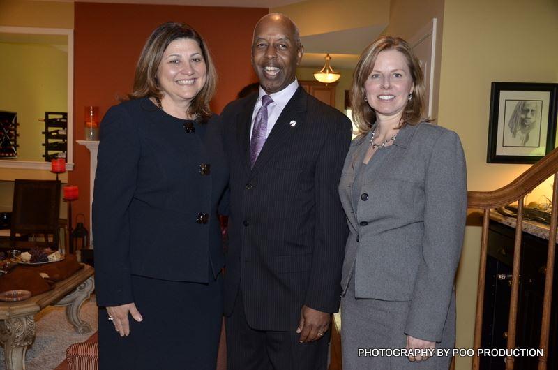 Re-Elect Paula Sollami Covello for Mercer County Clerk Fundraiser in Princeton
